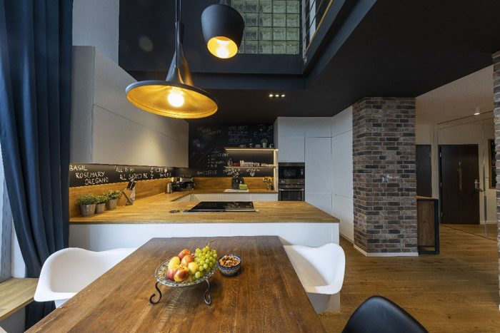 kuchyňa plus osvetlenie