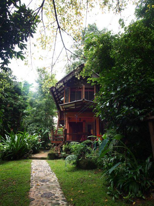 Čo takto víkend na chate v thaiskom Chiang Mai?