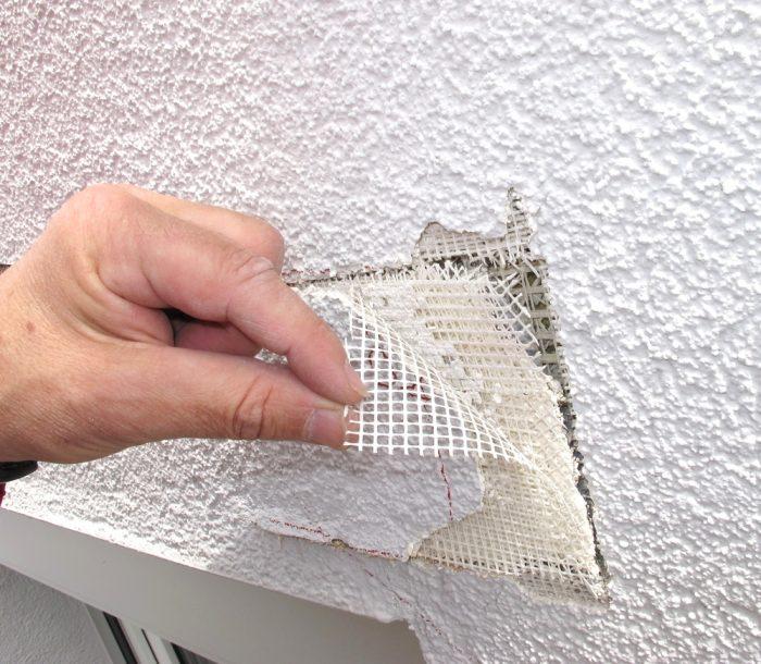 Zateplenie domu sa dá ľahko mechanicky poškodiť