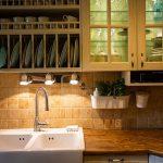 kuchyňa s drezom