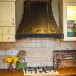 digestor vo vintage kuchyni