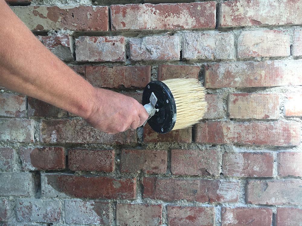 sanácia tehlovej steny