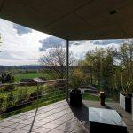 fantastické výhľady z oblúkového domu