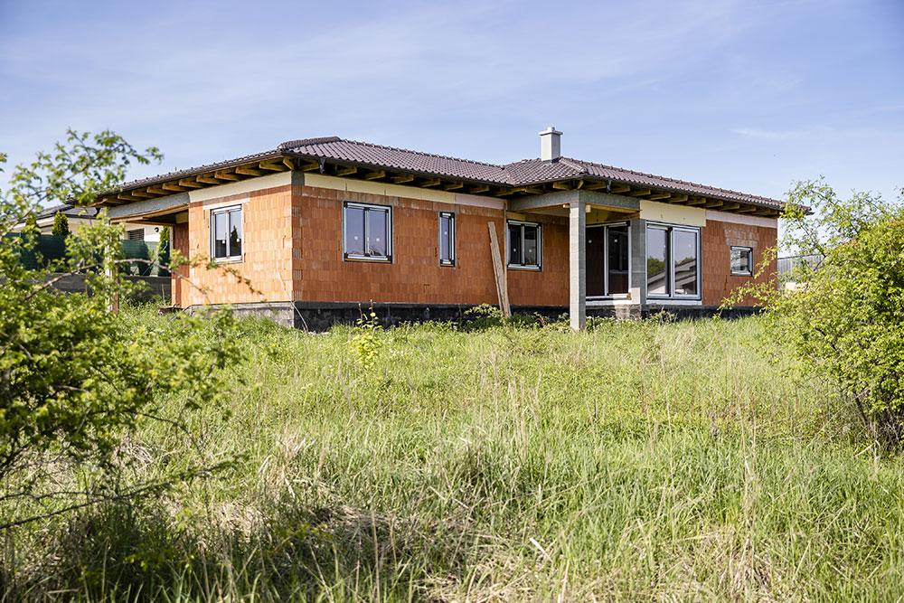 tehlový dom