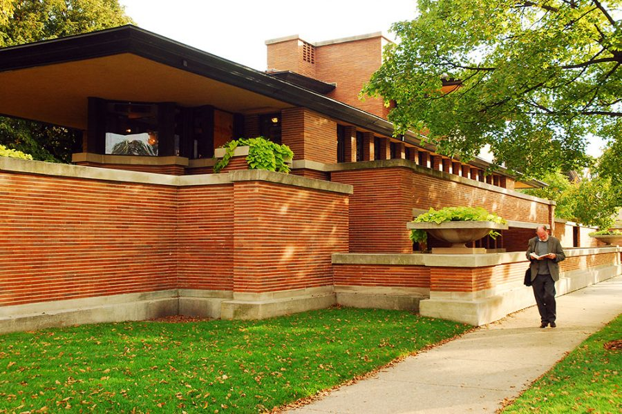 Robie House, Frank Lloyd Wright, Chicago