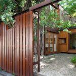 posuvná brána domu
