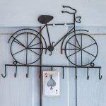 veštiak v tvare bicykla