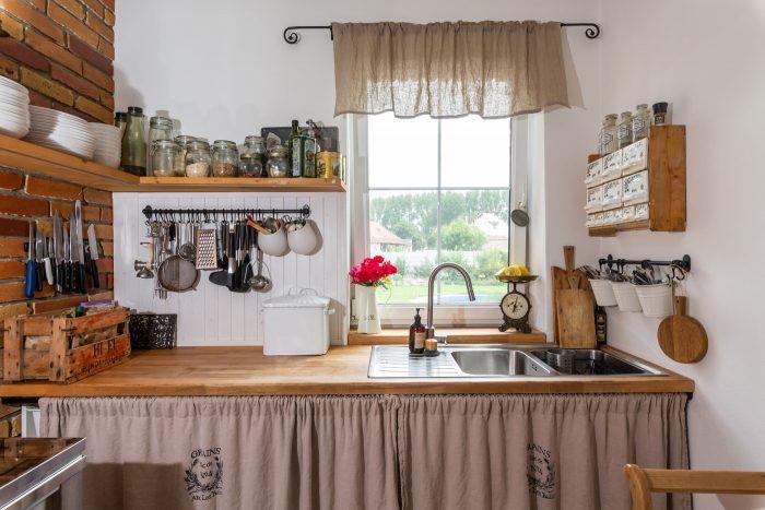 Danka Tessedikova navšteva Neded kuchyňa